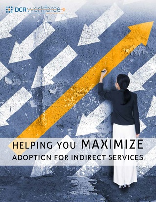 MAXIMIZE ADOPTION FOR INDIRECT SERVICES