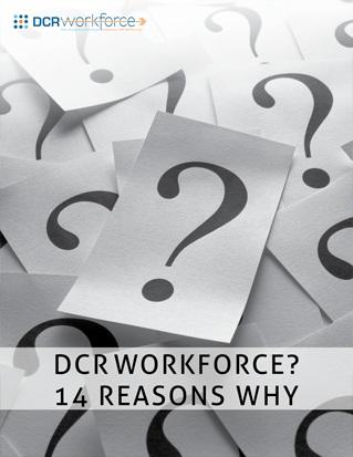 WHY DCR?