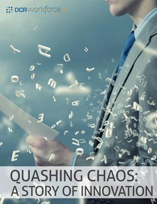QUASHING CHAOS: A STORY OF INNOVATION