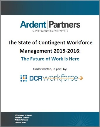 Ardent Report - The 2016 State of CWM - The Future of Work is Here