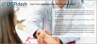 SMART TRACK'S ONBOARDING MODULE: WELCOME ABOARD