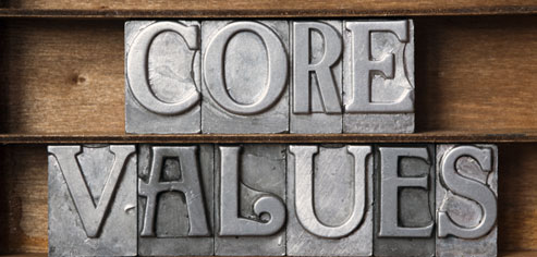 DCR Core Values