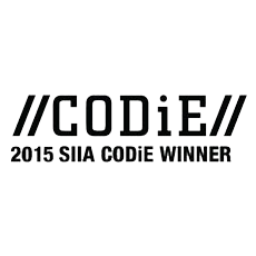 2015 Codie Award